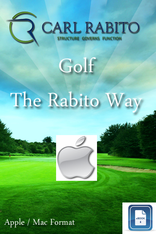 Golf: The Rabito Way Ebook-Mac - Carl Rabito Golf